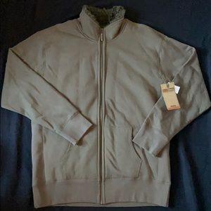 Ruff Hewn XL Full Zippered Sherpa Lined Jacket